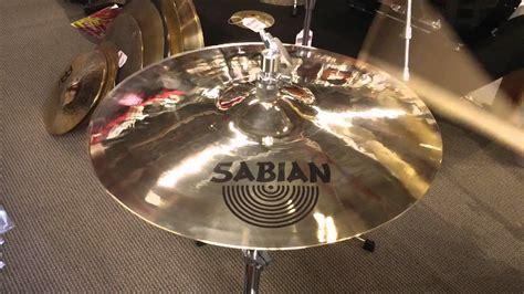Sabian Aax Stage Hi Hat Cymbals 14