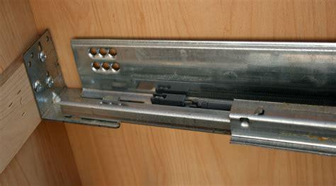 Kitchen Cabinet Drawer Slides by Kitchen Cabinet Drawer Slides Hardware Mancainfo Kitchen