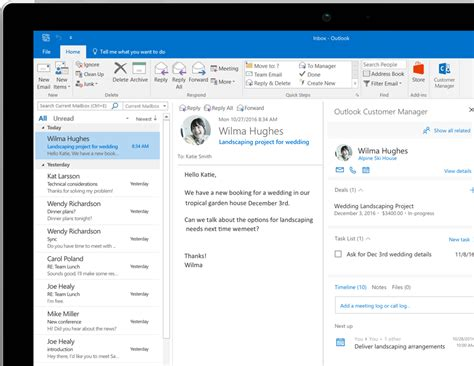Office 365 Outlook Contacts by Outlook Customer Manager Contact Manager App Office 365