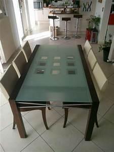Table Ligne Roset : table ligne roset extensia annecy meubles d coration tables annecy reference meu tab tab ~ Melissatoandfro.com Idées de Décoration
