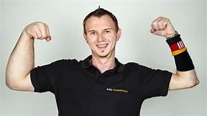 Arm-ageddon  World Champion Arm Wrestler  Matthias Schlitte