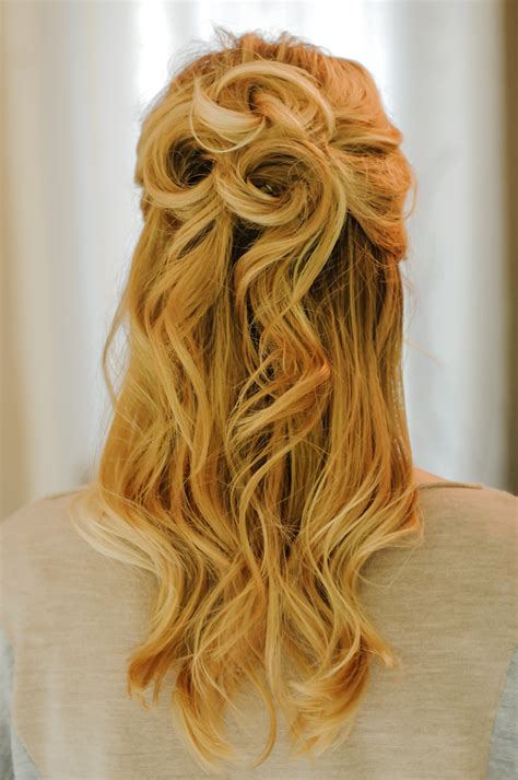 Half Updo Hairstyles Tutorial by Hair Updo Tutorials The 36th Avenue