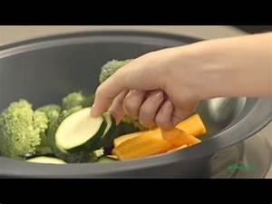Cuisiner Avec Thermomix : cuire la vapeur avec thermomix tm5 youtube ~ Melissatoandfro.com Idées de Décoration