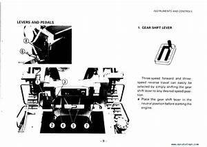 Komatsu Crawler Dozer D57s