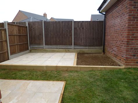 Patio Construction by Patio Shed Base In Rothwell Kettering Tdj Construction
