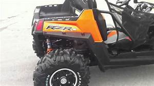 2011 Polaris Rzr S 800 Orange Madness