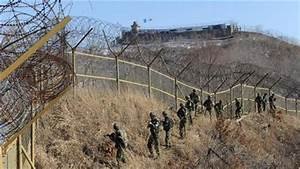 North Korean soldier defects to South via land border