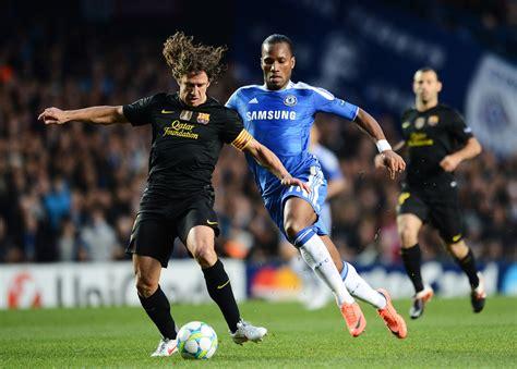 Chelsea Fc V Barcelona  Uefa Champions League Semi Final
