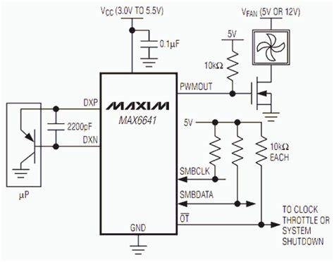 circuits faq design notes temperature for cpu