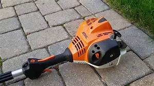 Stihl Fs70 R Trimmer   Bob Cat Crz  And Timberland White
