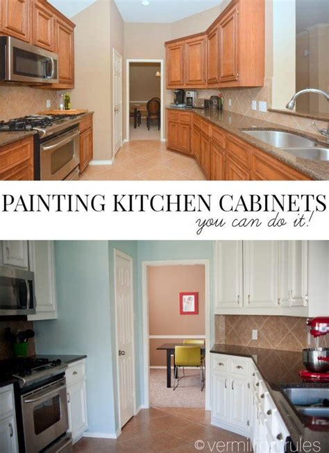kitchen cabinets diy kitchen cabinets a diy project painting your kitchen cabinets