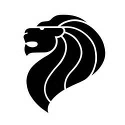 flower companies the lion symbol