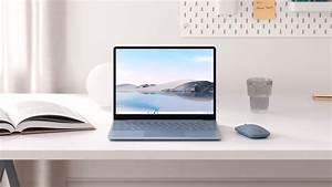 Microsoft Unveils Surface Laptop Go  A 12 4