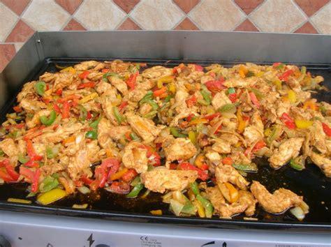 cuisine plancha recette plancha recette poulet top plancha