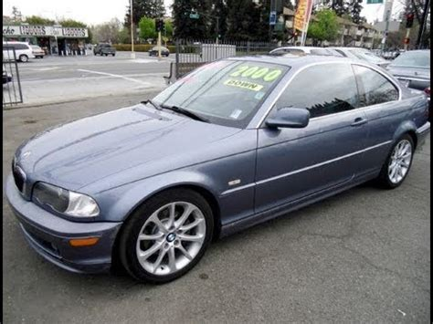 2001 Bmw 325ci For Sale Cheap Under $6000 In California