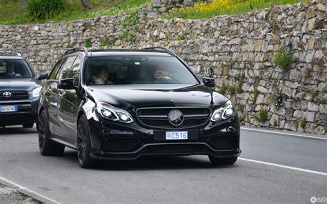 Бесподобный g800 ibusiness (w463) автолюбители узрели в 2014 г. Mercedes-Benz Brabus 850 Biturbo Estate S212 - 24 November 2018 - Autogespot