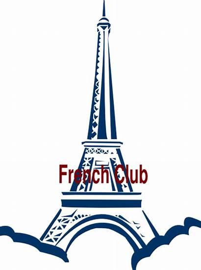 French Club Clip Clipart Eiffel Tower Cartoon