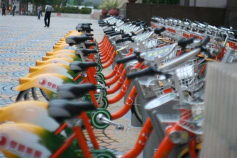 2013 The Year Of The Bike Share  The Trust For Public Land