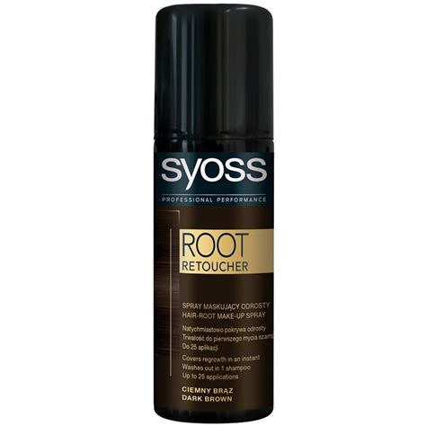 hair color root touch up syoss root retoucher root touch up hair dye in spray