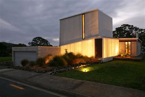 modern suburban lake house designed  private beachside living modern house designs