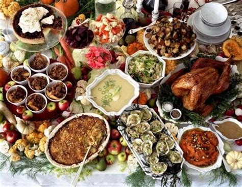 everything you need for a potluck thanksgiving the stir