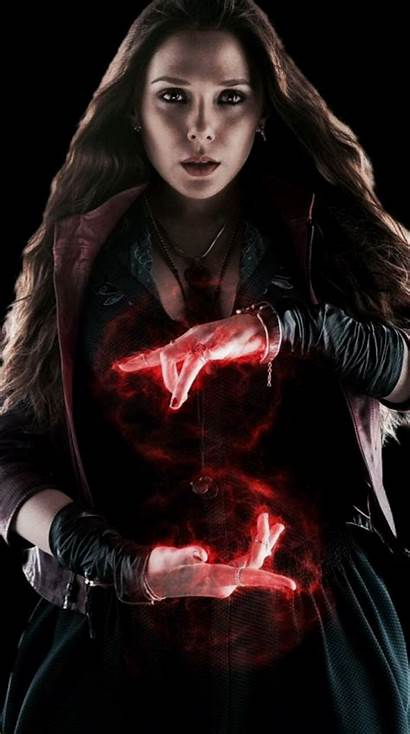 Witch Scarlet Marvel Wallpapers Pc Batman Iphone