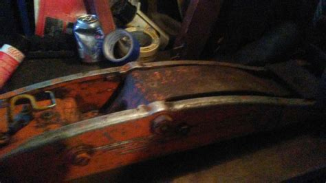 letgo vintage 1946 blackhawk floor jack in barb oh