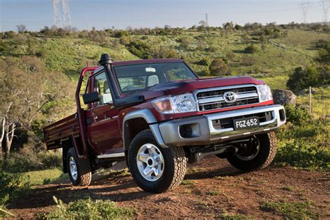 The 2021 toyota land cruiser has earned a loyal following from around the world. Toyota Landcruiser 70 Series' upgraded range launched ...