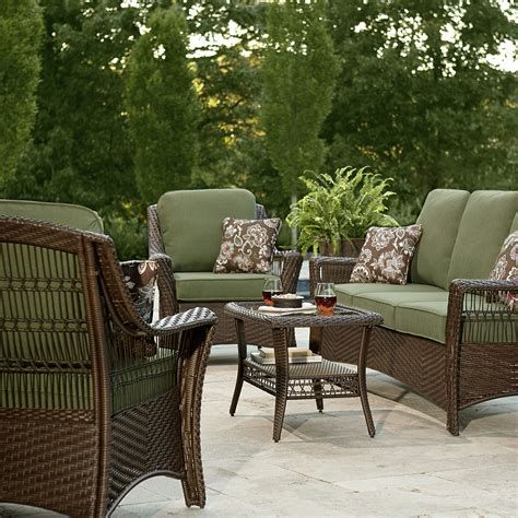 la z boy outdoor dsct 4pcg scarlett 4 piece seating