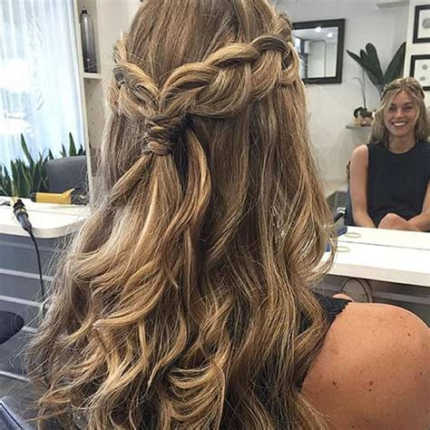 ideas for hair styles 25 stylish soft braided hairstyles ideas 2018 2019