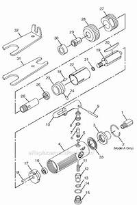 Chicago Pneumatic Cp872 Parts List And Diagram
