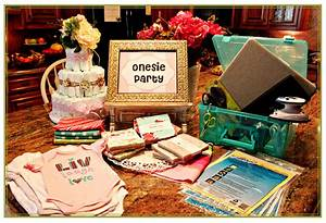 A  U0026quot Charm U0026quot Ing Baby Shower