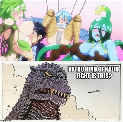 Monster Musume Memes - monster musume review anime otaku zone 3djuegos