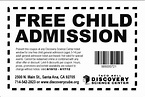 discovery science center coupon Archives - Popsicle Blog