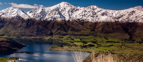 New Zealand Geography & Geology
