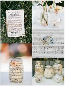 Inspirational Wedding Ideas 76 Music Theme