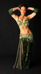 127 best Green Belly Dance Costumes images on Pinterest ...
