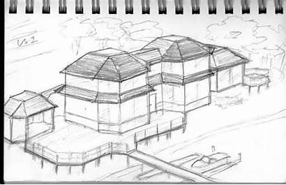 Sketch Restaurant Randall Boren Perspective River Sarasota