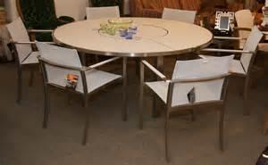 Table De Jardin Ronde Avec Rallonge by Indogate Com Salle A Manger Moderne Avec Table Ronde