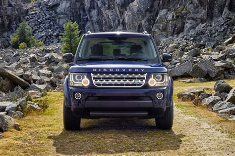 Land Rover Discovery 2014 Review