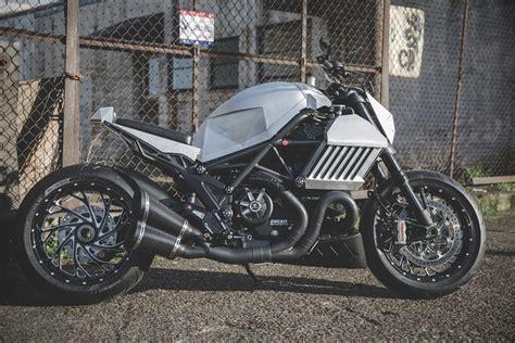 Ducati Diavel Modification ducati diavel exhaust modification wroc awski informator