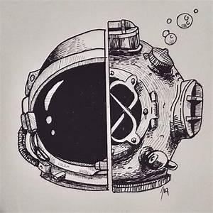 Astronaut Art Tumblr | www.pixshark.com - Images Galleries ...