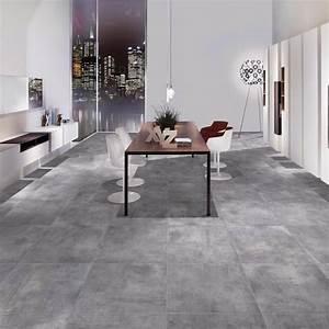 sol effet beton cir sur carrelage affordable incroyable With sol effet beton ciré sur carrelage