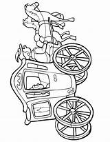 Carriage Coloring Horse Princess Horses Cinderella Wagon Drawing Pioneer Drawn Printable Covered Rearing Clipart Cliparts Clip Printactivities Prince Pulling Clipartmag sketch template