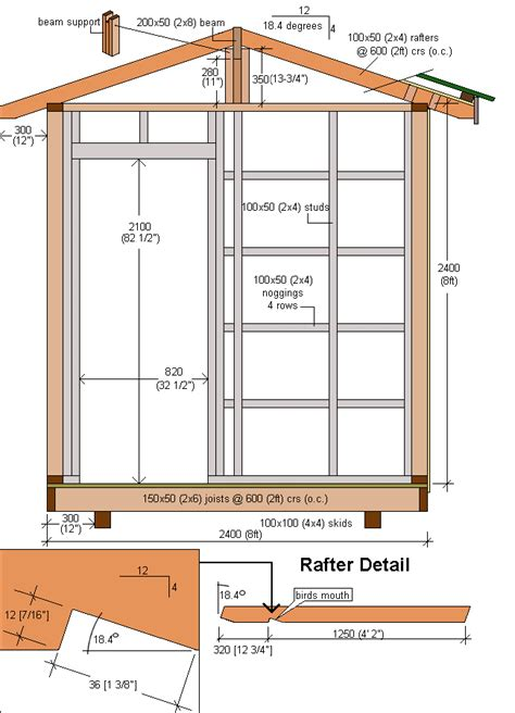 shed plans 8x12 materials shed plans how to
