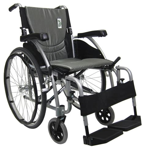 s ergo 115 ultra lightweight ergonomic wheelchair karman