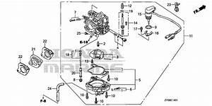 8 Hp Honda Engine Parts Diagram  U2022 Downloaddescargar Com