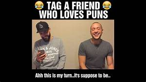 Spontaneous puns! (Spun-taneous) - YouTube