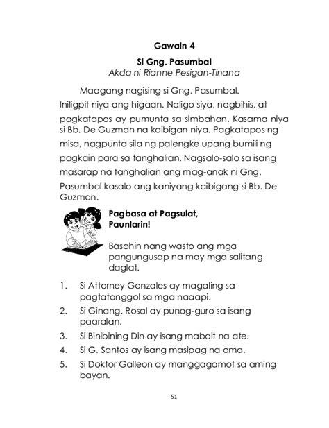 Maikling Kwentong Pambata Tagalog | Mungfali