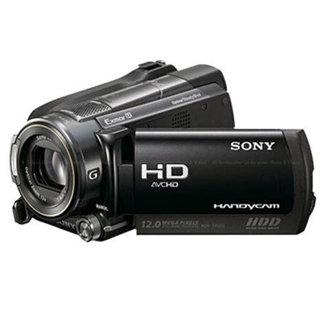 Sony Xr500 High Definition Video Camera